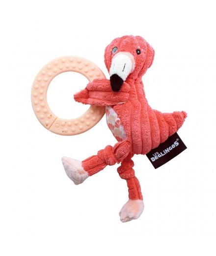 Anneau de dentition Flamingos