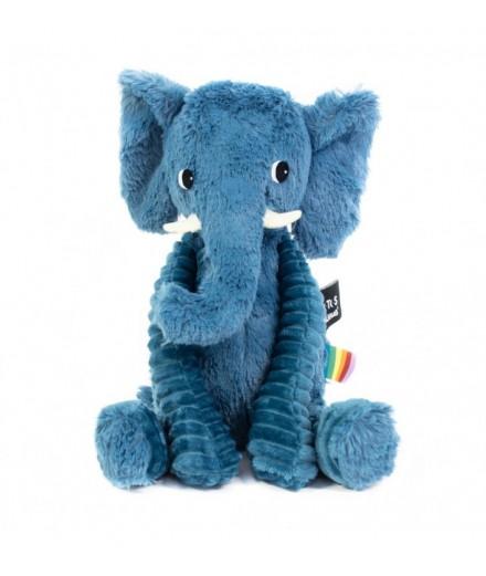 Peluche Les Ptipotos Dimoitou l'éléphant