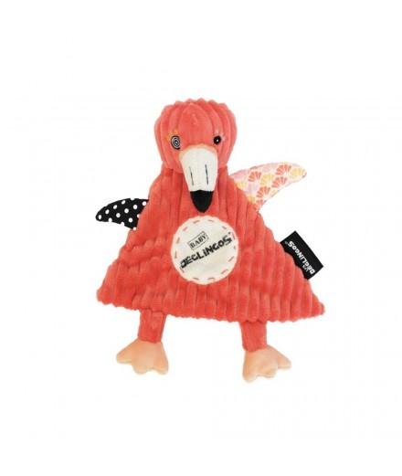 Hochet d'activités Flamingos le Flamant rose