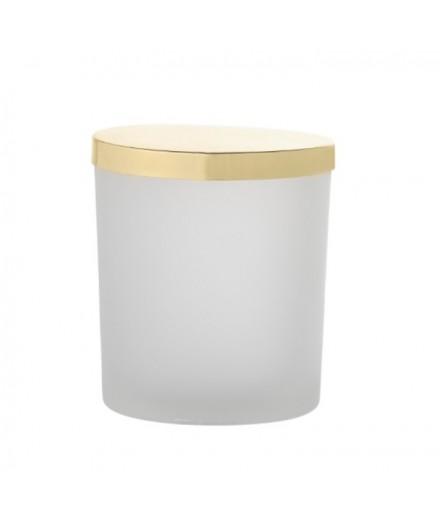 Boite en verre mat grand format