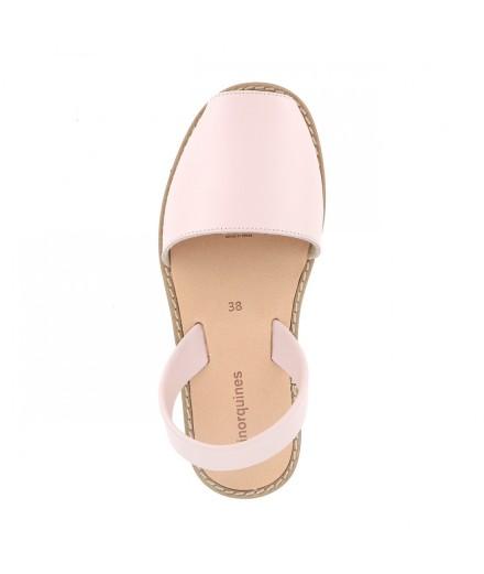 Sandales Avarca rose
