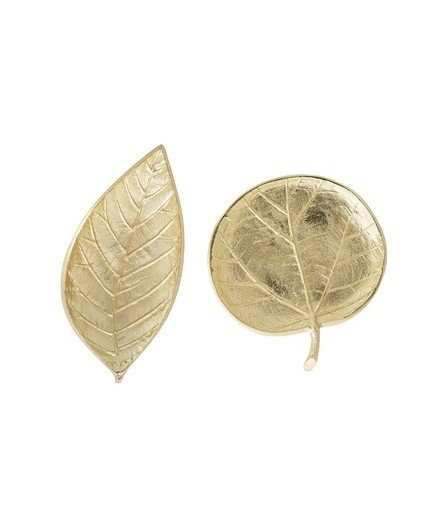 Assortiment de vide-poches feuilles