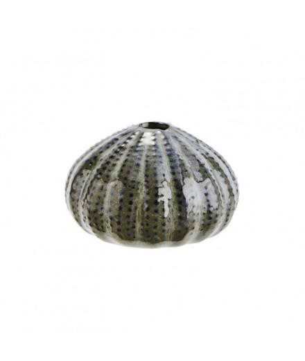 Vase oursin - Vert