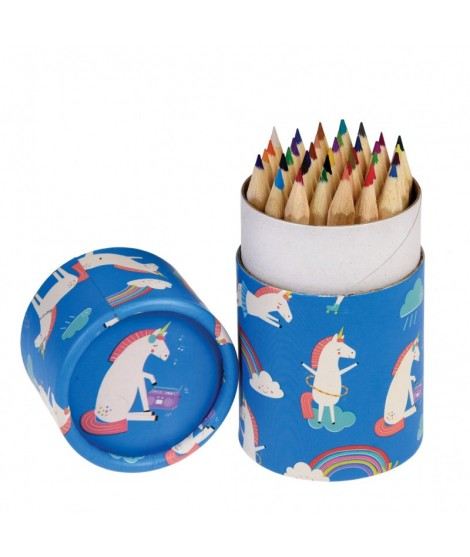 Boîte à crayons Licorne