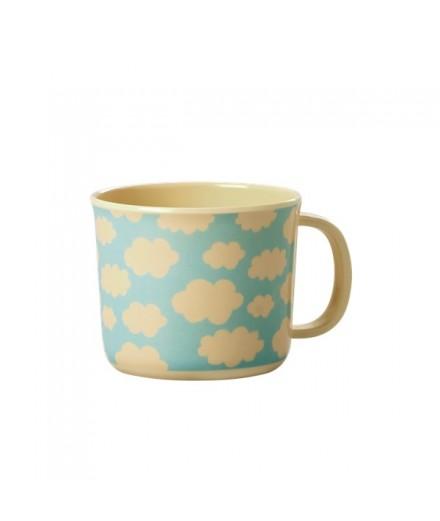 Mug pour enfant en mélamine - Nuage
