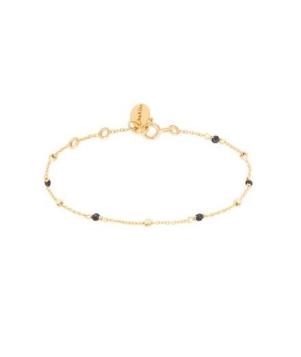 Bracelet Goa - Pyrite