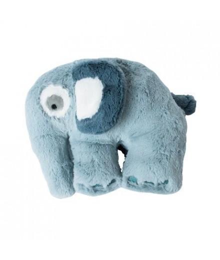 Peluche Elephant - Bleu