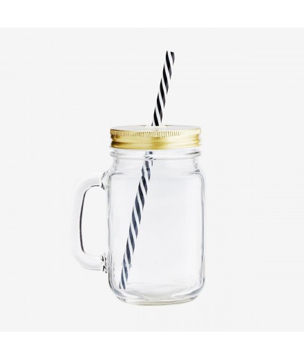 Mason Jar - Or