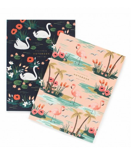 Set de 2 Notebook Birds of a Feather