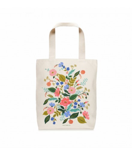 Tote bag Floral Vines