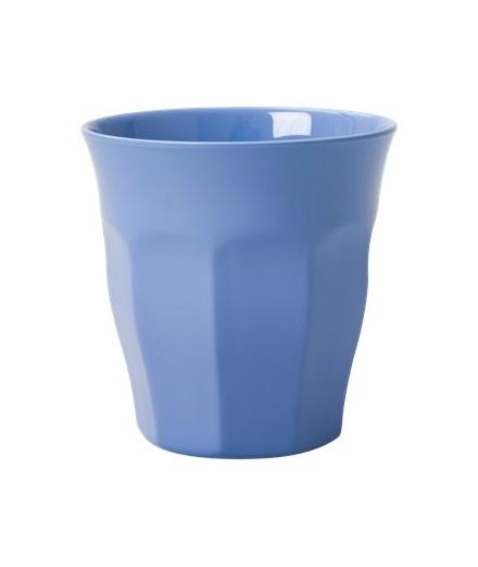 Gobelet médium en mélamine - bleu