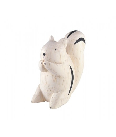 Ecureuil en bois