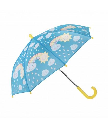 Parapluie enfant - arc en ciel