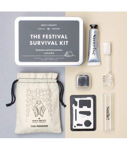 Festival survival kit - Kit de survie en festival