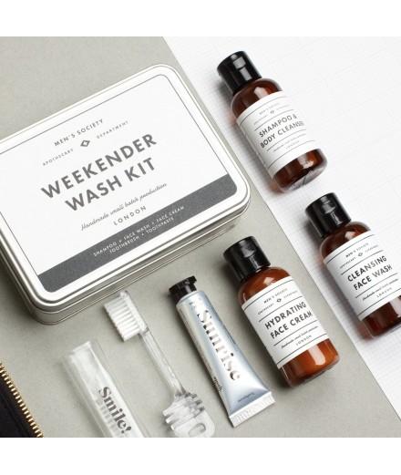 weekender wash kit - kit toilette weekend