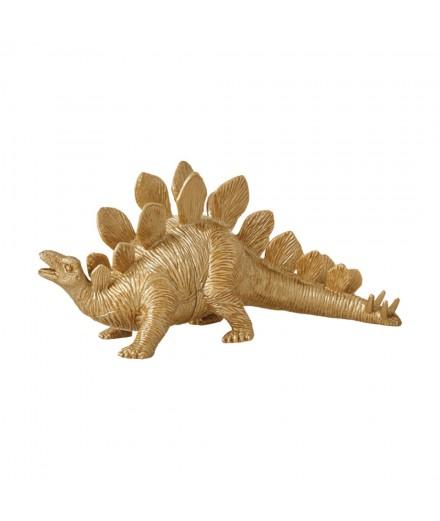 Dinosaure - doré