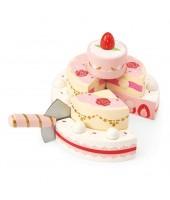 Wedding cake en bois